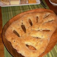 ffwd - provencal olive fougasse