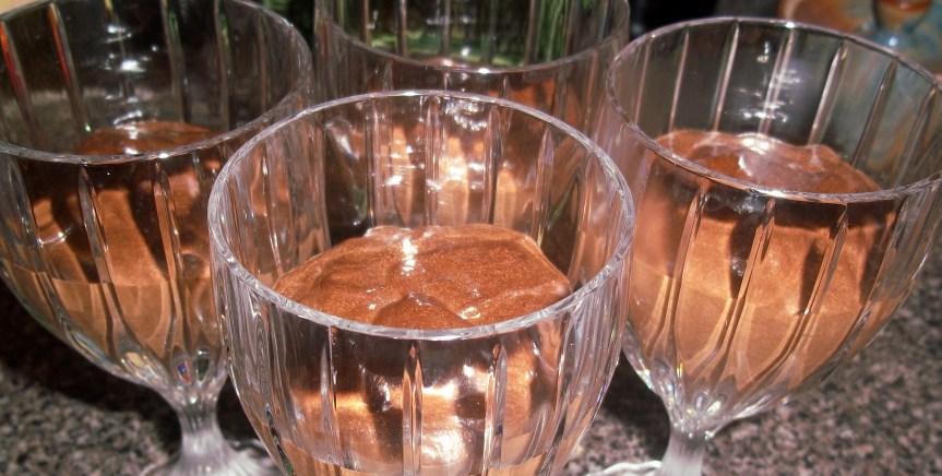 ffwd – top-secret chocolatemousse