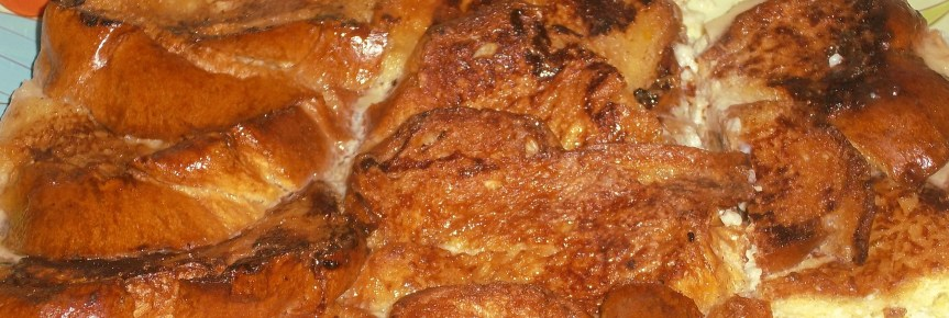 ffwd – coupetade (french toast pudding)