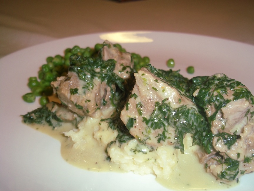 ffwd – green-as-spring veal stew