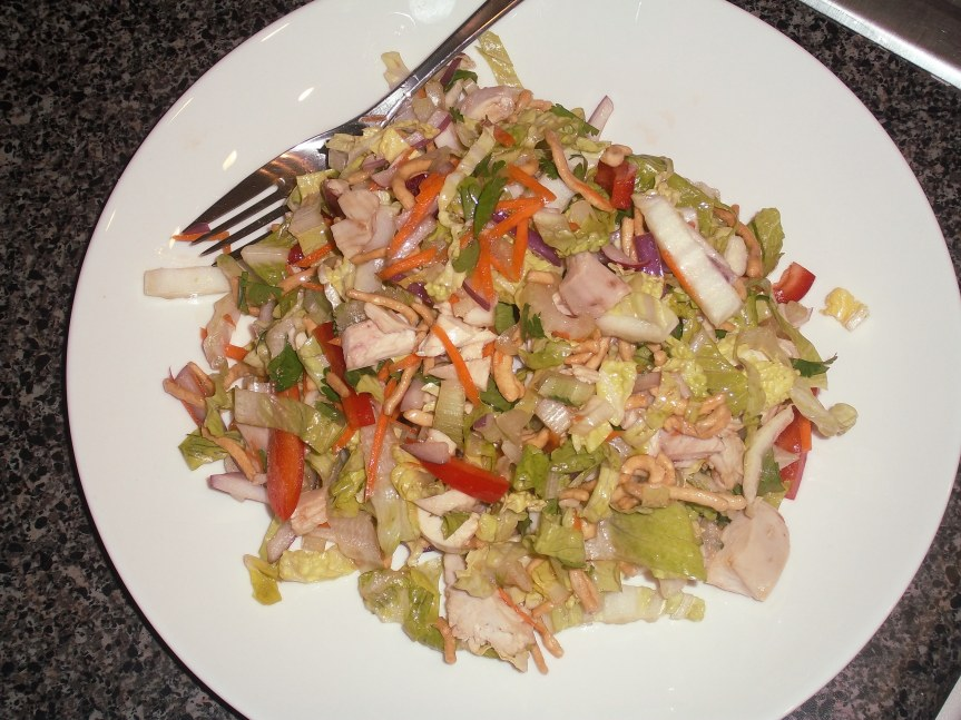 #FRD2014 – part trois – chinese chicken salad