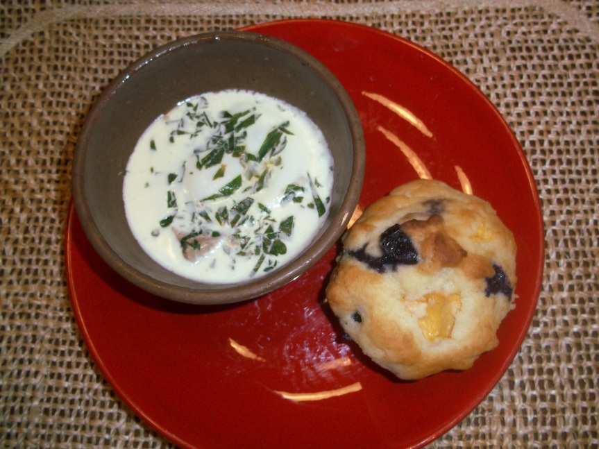 ffwd – coddled eggs with foiegras
