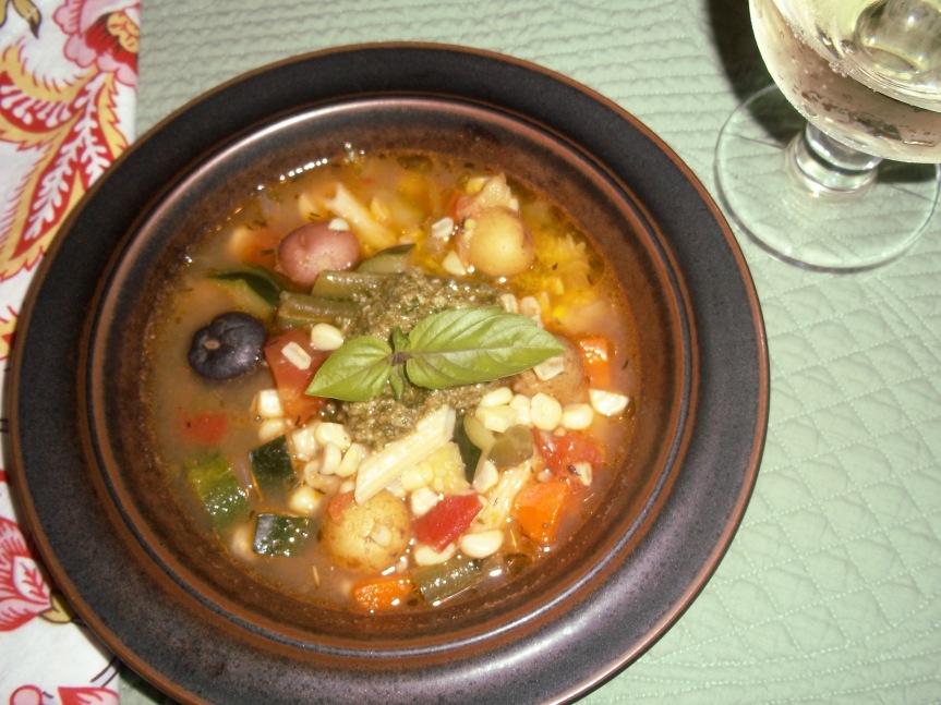 ffwd – provençal vegetablesoup