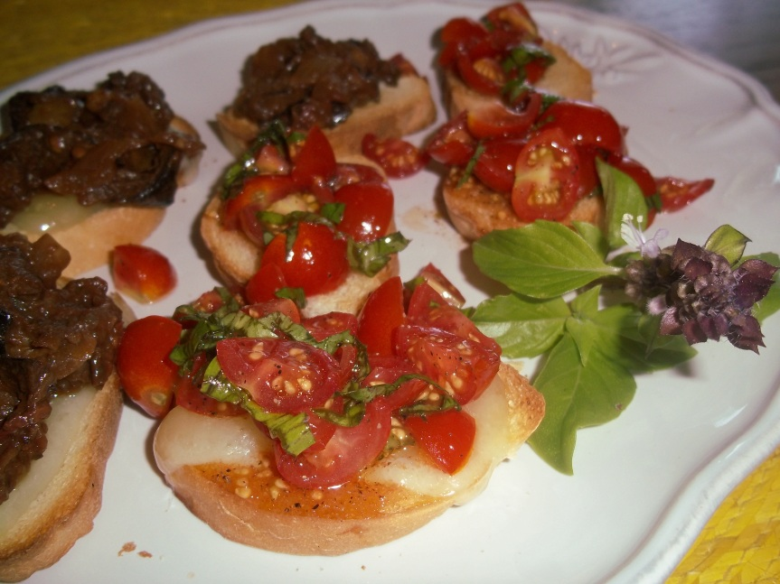 CCC – Cottage Cooking Club – AugustRecipes