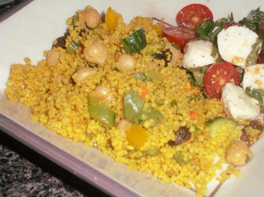 ffwd – couscous salad