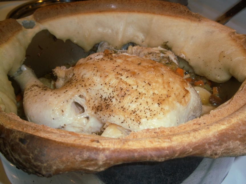 ffwd – chicken in the pot: the garlic and lemonversion