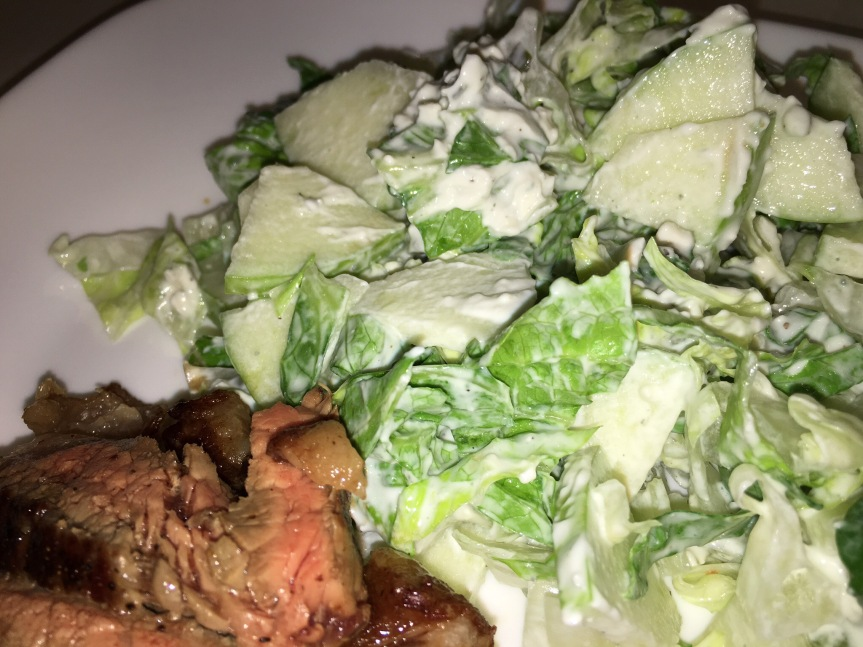 CtBF: Winter Salad