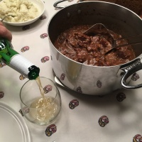 CtBF - Belgian beef stew with beer and spice bread