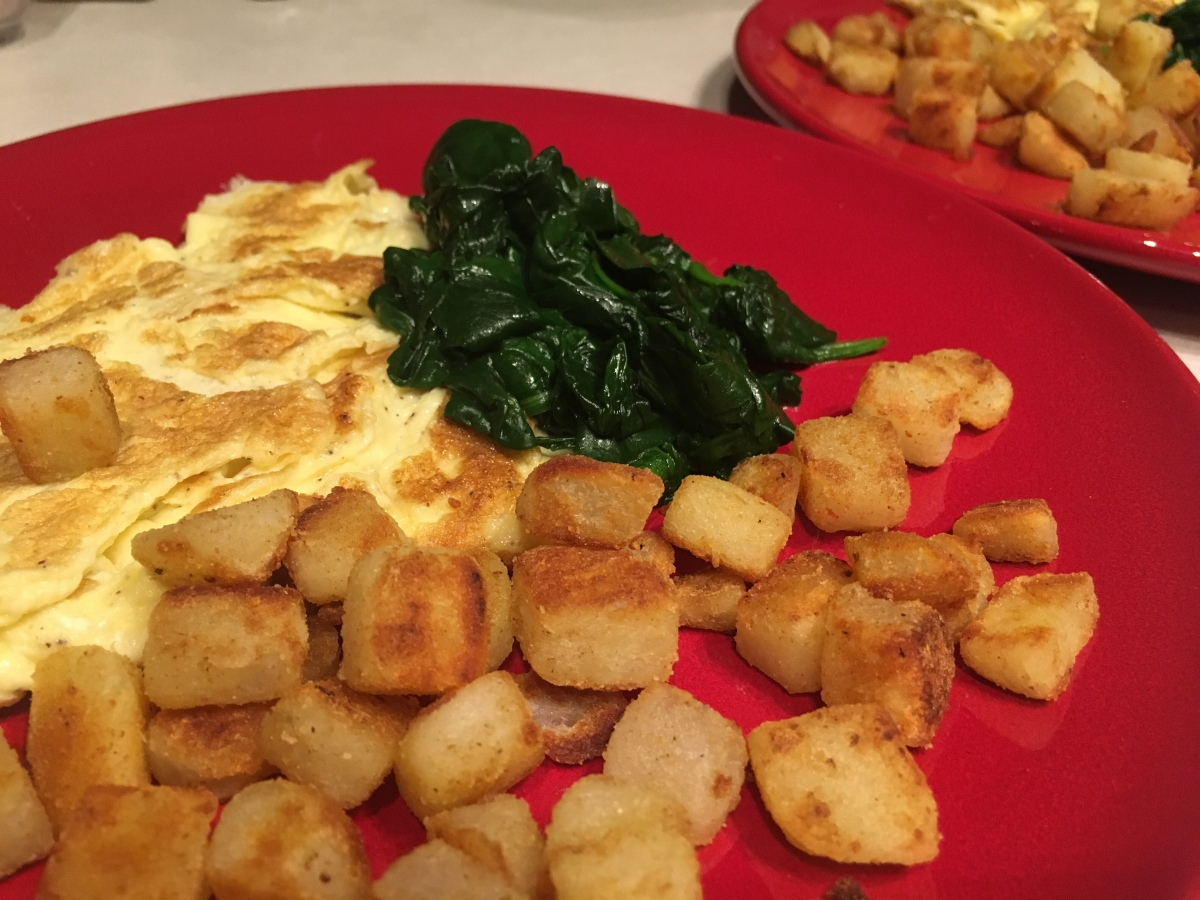 CtBF - Potatoes cooked in duck fat