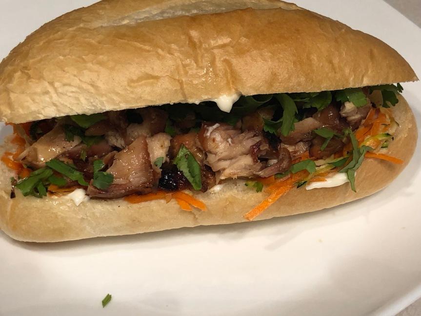 Chicken Bánh Mì